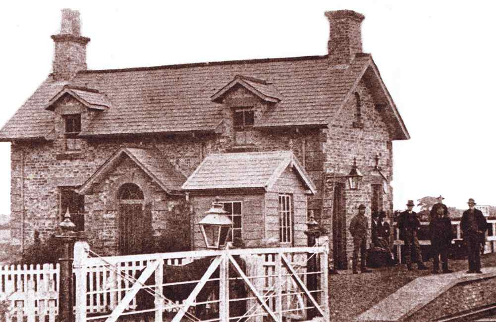 Potto Station 1857